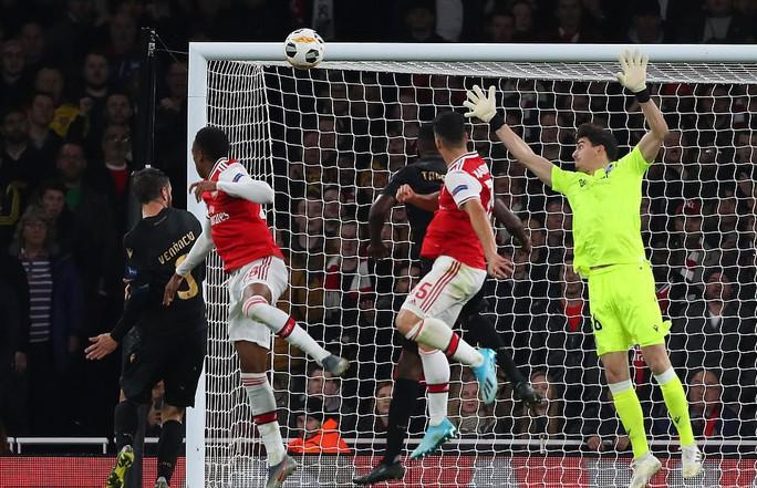 Tân binh 72 triệu bảng lập công, Arsenal toàn thắng Europa League - Ảnh 3.