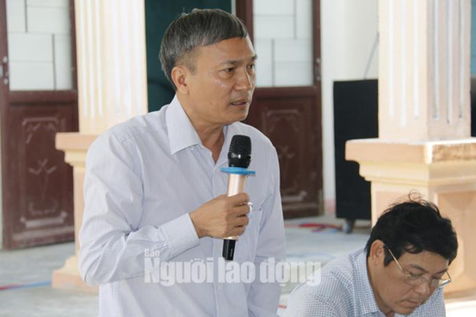 Nín thở cuộc thoại với người dân ngăn cản xe vào bãi rác ở Quảng Nam - Ảnh 5.
