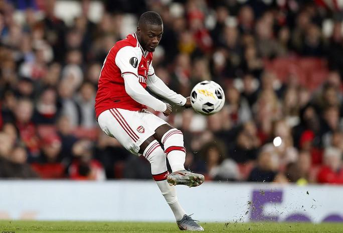 Tân binh 72 triệu bảng lập công, Arsenal toàn thắng Europa League - Ảnh 5.