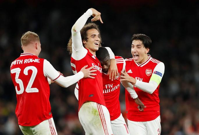 Tân binh 72 triệu bảng lập công, Arsenal toàn thắng Europa League - Ảnh 6.
