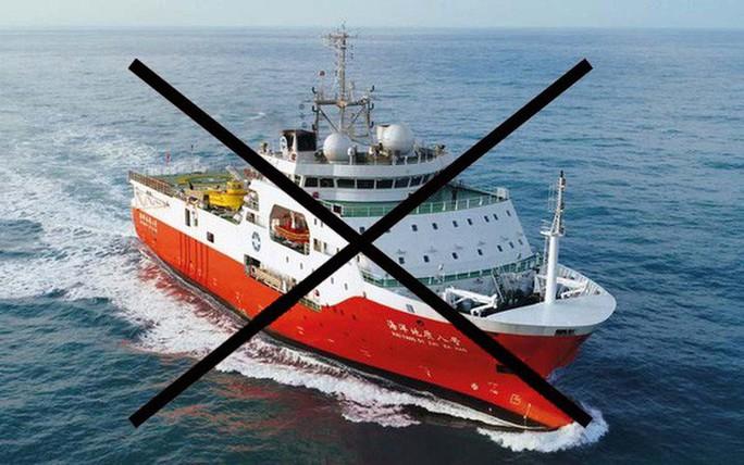 Phản ứng về việc nhóm tàu Hải Dương 8 của Trung Quốc rút khỏi vùng biển Việt Nam - Ảnh 1.
