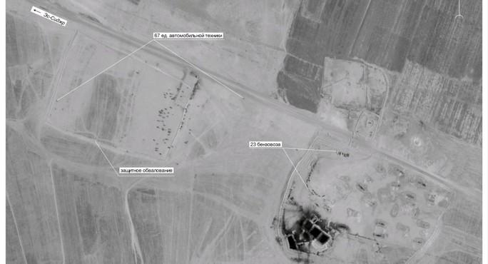 Nga tung bằng chứng Mỹ giúp buôn lậu dầu ra khỏi Syria - Ảnh 1.