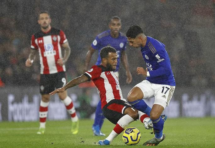 Hạ Southampton 9-0, Leicester tạo địa chấn sân cỏ Ngoại hạng Anh - Ảnh 3.