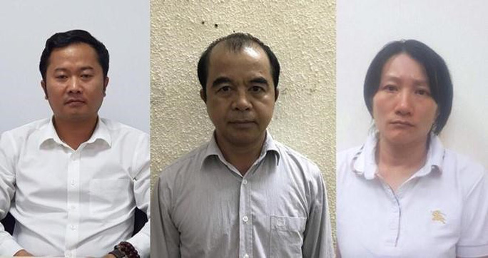 Khởi tố, bắt giam hai hiệu phó trường Đại học Đông Đô - Ảnh 1.