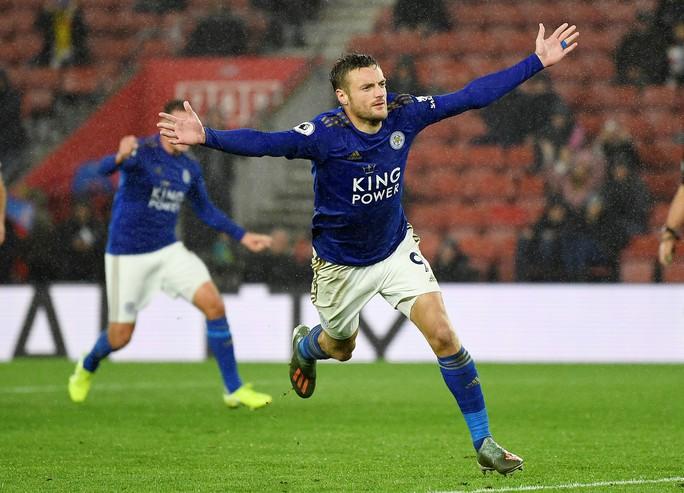 Hạ Southampton 9-0, Leicester tạo địa chấn sân cỏ Ngoại hạng Anh - Ảnh 4.