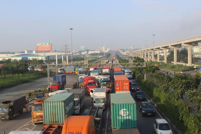 Dữ liệu giao thông đồ sộ, khai thác có hiệu quả? - Ảnh 1.