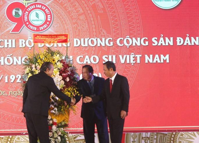 Cao su Việt Nam xuất khẩu đạt giá trị hơn 6,6 tỉ USD - Ảnh 2.