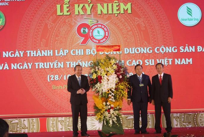 Cao su Việt Nam xuất khẩu đạt giá trị hơn 6,6 tỉ USD - Ảnh 1.