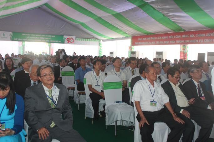 Cao su Việt Nam xuất khẩu đạt giá trị hơn 6,6 tỉ USD - Ảnh 3.