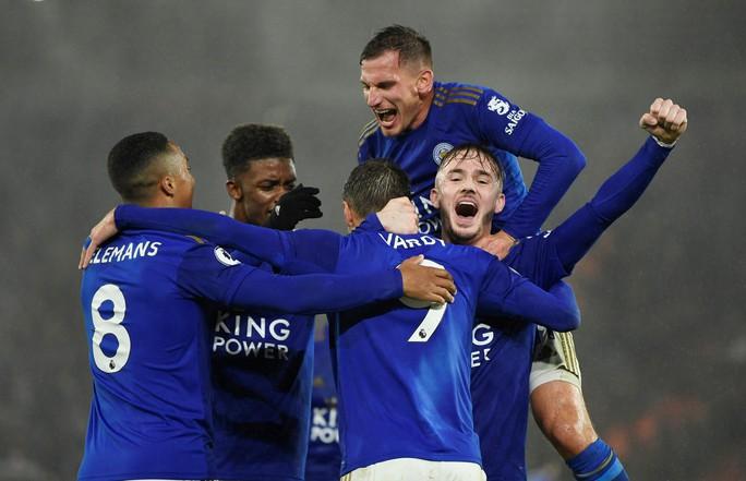 Hạ Southampton 9-0, Leicester tạo địa chấn sân cỏ Ngoại hạng Anh - Ảnh 7.