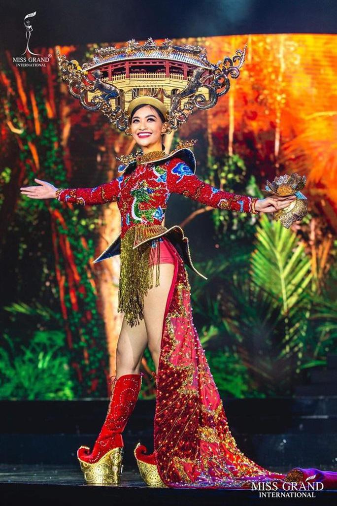 Người đẹp Venezuela đăng quang Hoa hậu Hòa bình Quốc tế 2019 - Ảnh 2.