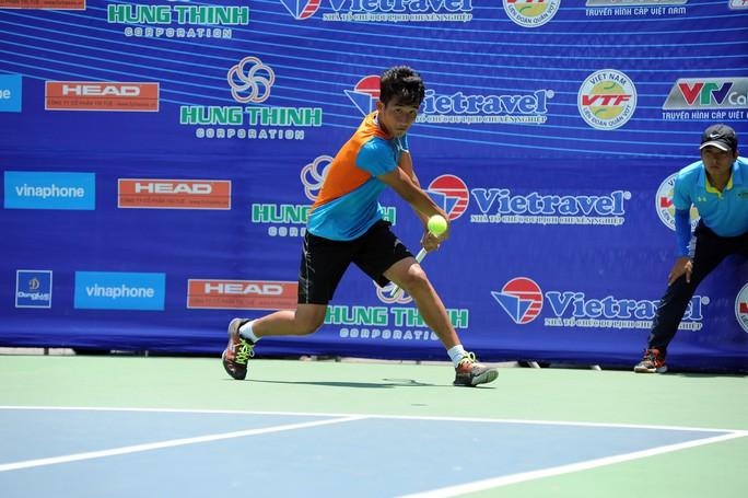 Đánh bại Văn Phương, tay vợt top 200 ATP đoạt cú đúp danh hiệu - Ảnh 1.