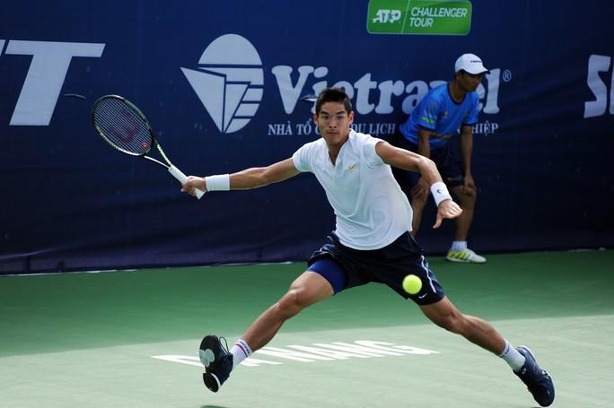 Đánh bại Văn Phương, tay vợt top 200 ATP đoạt cú đúp danh hiệu - Ảnh 2.