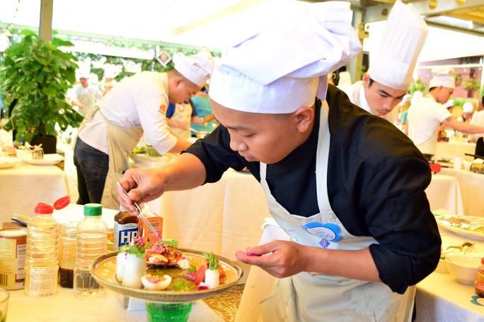 Khi người trẻ đam mê nghề đầu bếp - Ảnh 4.