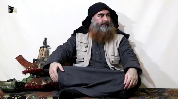 Mỹ thông báo thủ lĩnh IS đã bị tiêu diệt - Ảnh 1.