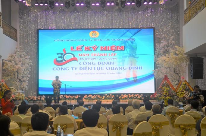 Công đoàn Điện lực Quảng Bình thi đua thực hiện 4 không - Ảnh 2.