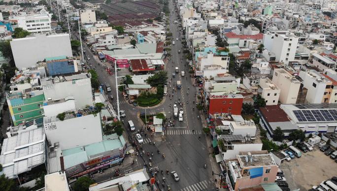 Căn nhà 4 mặt tiền độc nhất TP HCM chỉ được đền bù 5,1 tỉ đồng - Ảnh 4.
