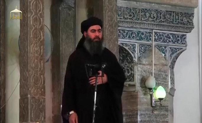 Mỹ bất ngờ tấn công thủ lĩnh IS - Ảnh 1.