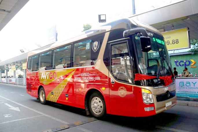 Đặt vé xe buýt qua ứng dụng Grab? - Ảnh 1.
