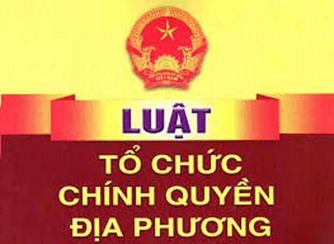 Tăng số lượng phó chủ tịch HĐND cấp tỉnh, cấp huyện chưa phù hợp - Ảnh 1.