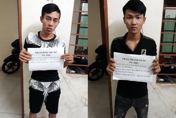 Trộm chó xong, hai cẩu tặc yêu cầu chủ chó chuộc 5 triệu đồng - Ảnh 2.