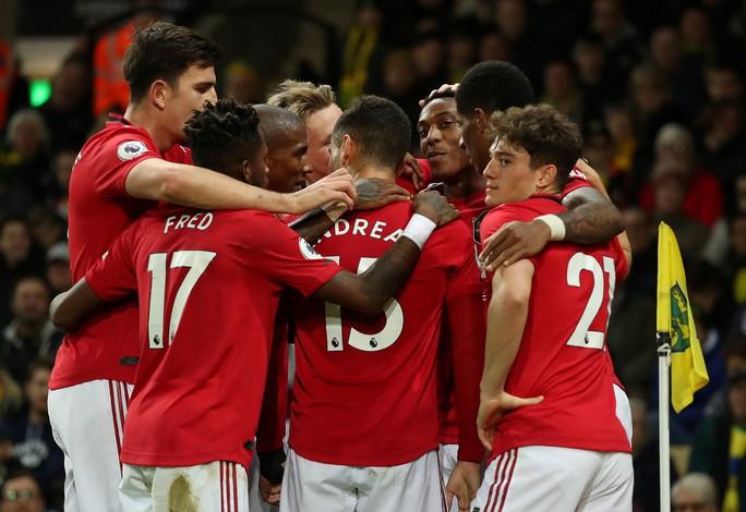 Hỏng 2 quả phạt đền, Man United vẫn thắng Norwich, tăng 7 hạng - Ảnh 8.