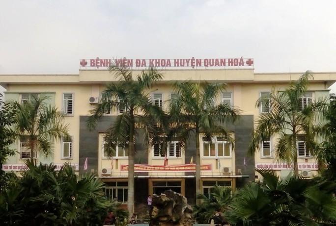 Phó giám đốc bệnh viện tố cáo giám đốc nhận tiền chạy việc 50-70 triệu đồng mỗi trường hợp - Ảnh 1.