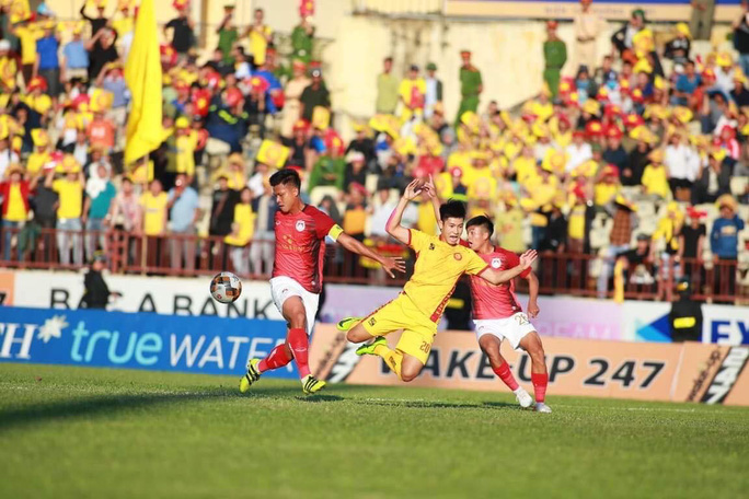 Thanh Hóa ở lại V-League - Ảnh 2.