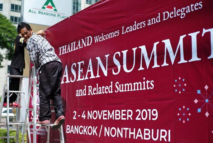Hội nghị Cấp cao ASEAN sẽ bàn chuyện biển Đông - Ảnh 1.