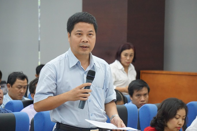 Đà Nẵng chưa có quyết định cuối cùng về dự án cảng Liên Chiểu - Ảnh 1.
