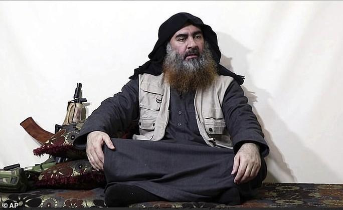 """Tổng thống Donald Trump muốn biết thực hư chuyện thủ lĩnh IS """"khóc thút thít"""" - Ảnh 2."""