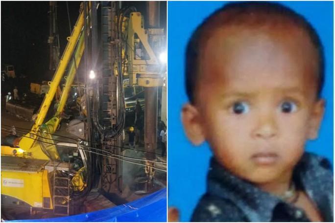Rơi xuống giếng sâu hơn 300 m bốn ngày, cậu bé 2 tuổi thiệt mạng - Ảnh 1.