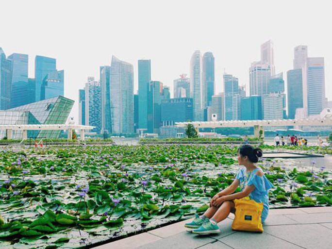 Singapore: Hiện đại là nhân sinh - Ảnh 1.