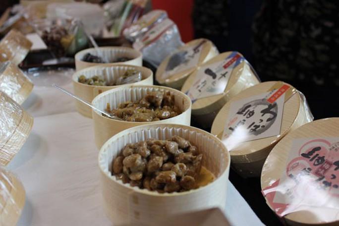 Natto - món ăn cá tính của người Nhật - Ảnh 1.