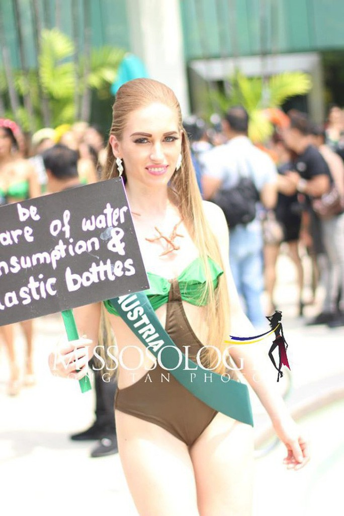 Hoang mang với nhan sắc nhiều thí sinh Hoa hậu Trái Đất 2019 - Ảnh 11.