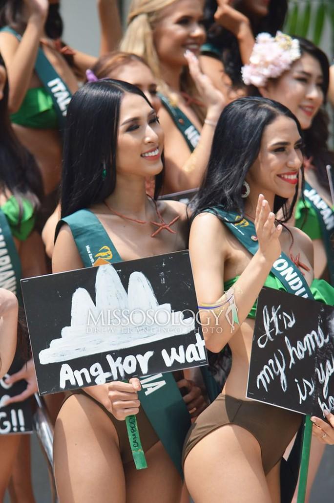 Hoang mang với nhan sắc nhiều thí sinh Hoa hậu Trái Đất 2019 - Ảnh 10.