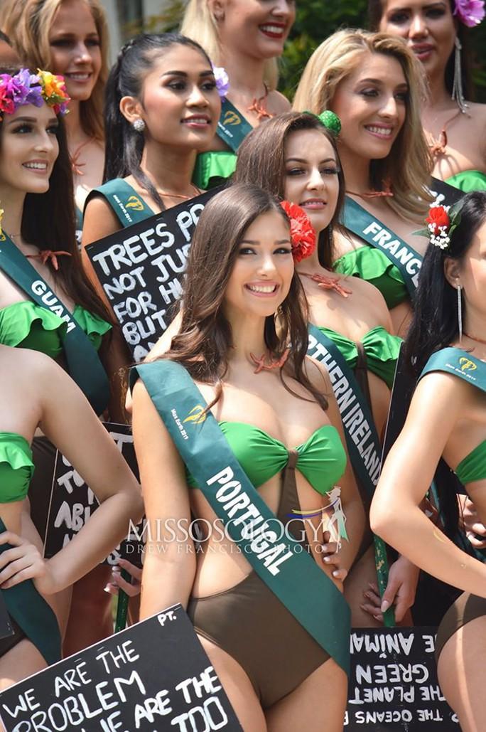 Hoang mang với nhan sắc nhiều thí sinh Hoa hậu Trái Đất 2019 - Ảnh 3.