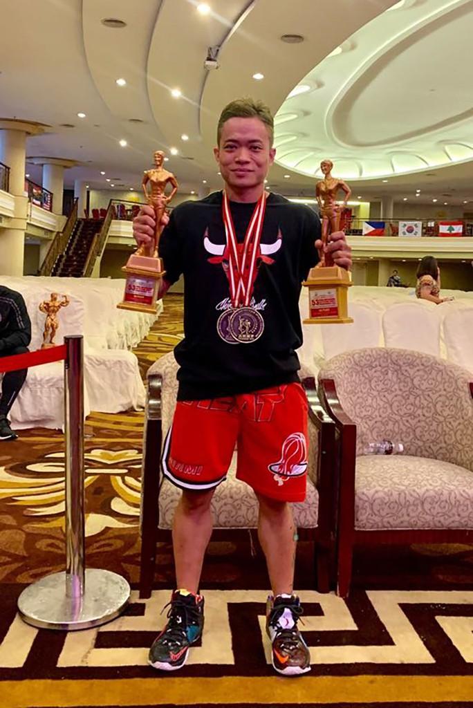 Thể hình Việt Nam thắng lớn tại giải vô địch châu Á - Ảnh 3.