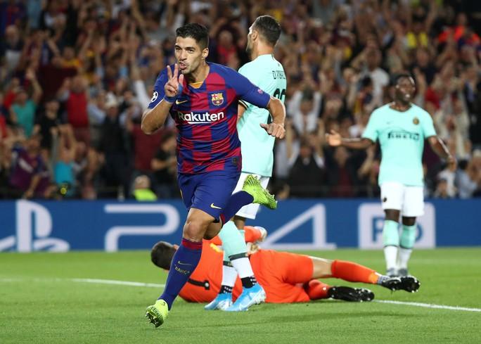 Luis Suarez lập siêu phẩm, Barcelona quật ngã Inter Milan ở Nou Camp - Ảnh 5.
