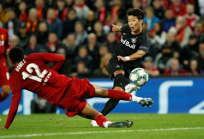 Mưa bàn thắng Anfield, Liverpool run rẩy hạ tí hon Salzburg - Ảnh 4.