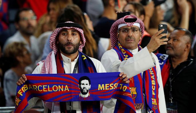 Luis Suarez lập siêu phẩm, Barcelona quật ngã Inter Milan ở Nou Camp - Ảnh 2.