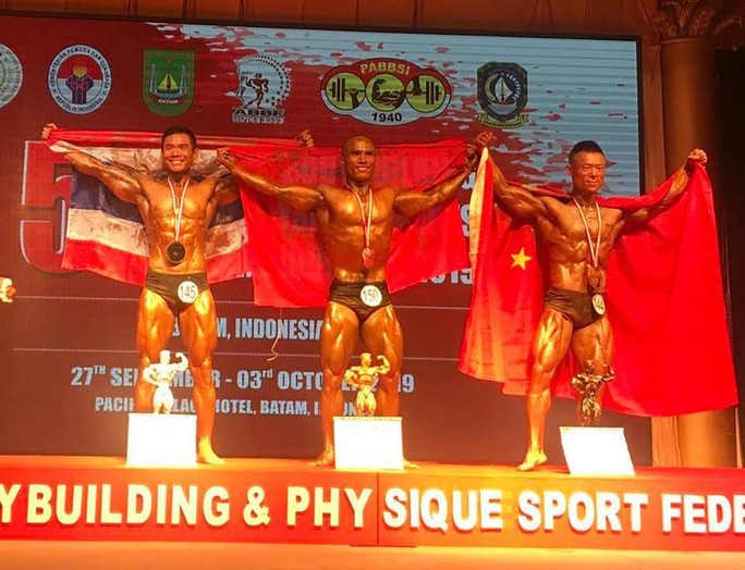 Thể hình Việt Nam thắng lớn tại giải vô địch châu Á - Ảnh 4.