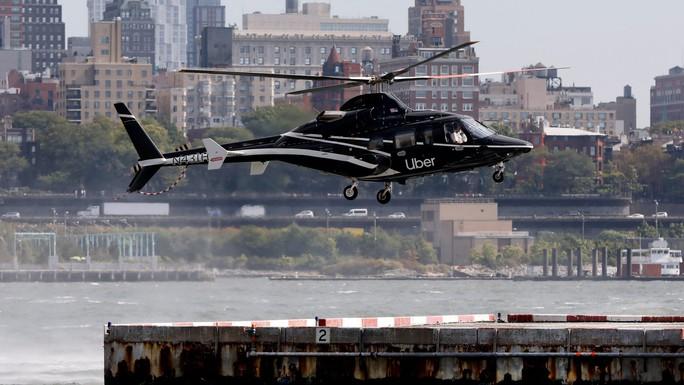 """""""Taxi bay"""" bắt đầu đón khách tại New York - Ảnh 2."""