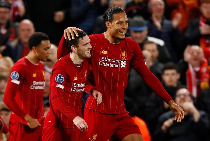 Mưa bàn thắng Anfield, Liverpool run rẩy hạ tí hon Salzburg - Ảnh 7.