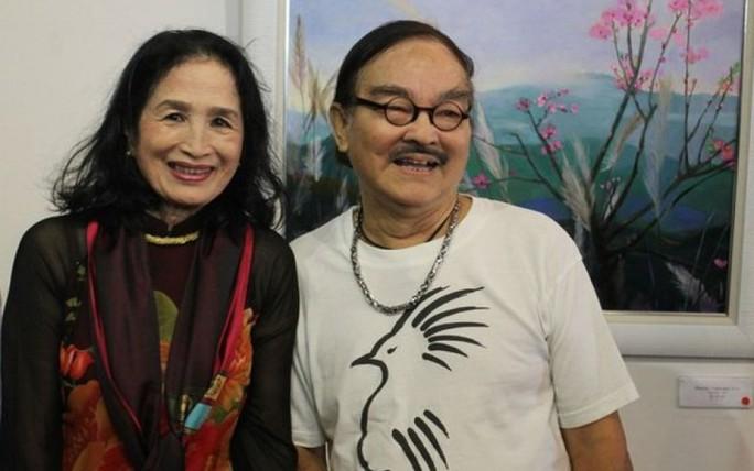 Đông đảo nghệ sĩ nghẹn ngào tiễn biệt NSND Thế Anh - Ảnh 9.