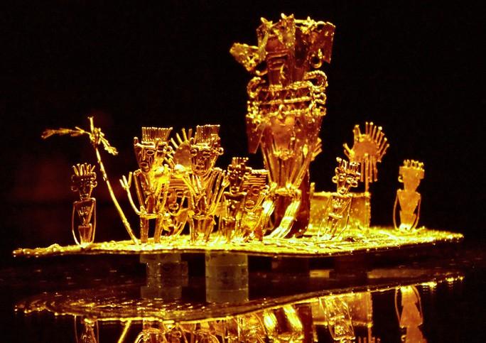 Người di cư Anh và giấc mơ vàng El Dorado dang dở - Ảnh 1.