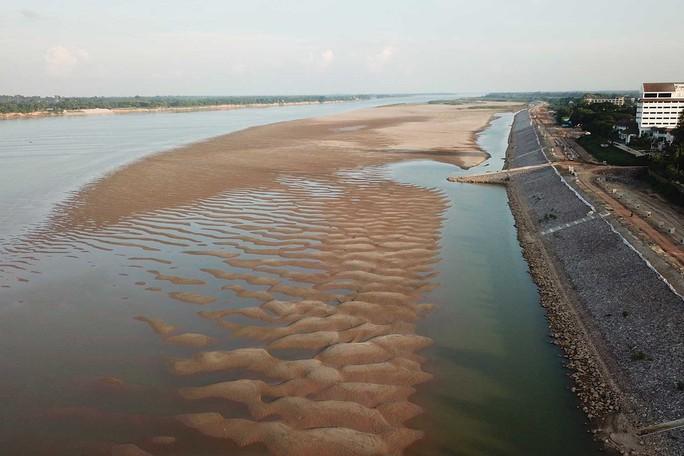 """""""Tiếng than khóc"""" dọc sông Mekong  - Ảnh 2."""