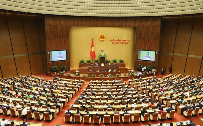 Thủ tướng yêu cầu thành viên Chính phủ chủ động phát biểu khi QH thảo luận về kinh tế - xã hội - Ảnh 1.