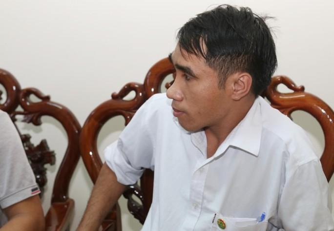 Quảng Bình: Bắt quả tang đối tượng tự xưng phóng viên tống tiền bệnh viện - Ảnh 1.