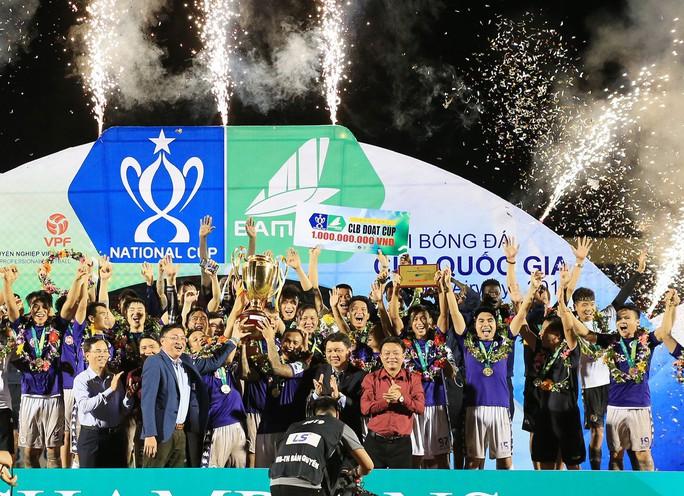 Hà Nội giành cú đúp danh hiệu - Ảnh 1.